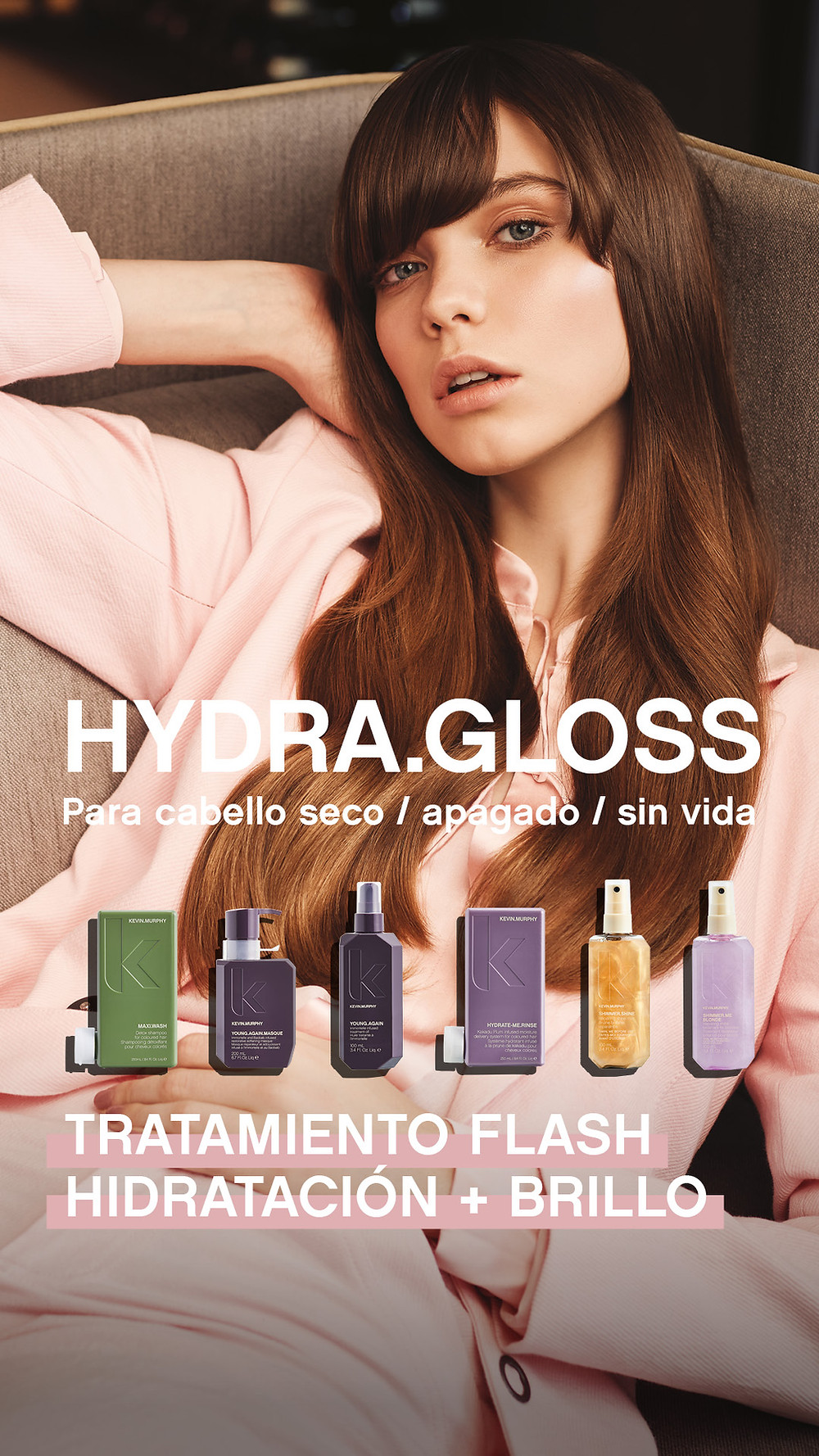 Huydra.Gloss Kevin Murphy Dolce Vita Perruquers