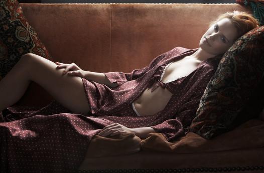 Alice & Astrid luxury nightwear made in England