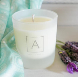 Alice & Astrid Restore soy wax aromatherapy candle