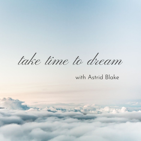 Take Time to Dream- a new space to nurture Creativity and Wellbeing
