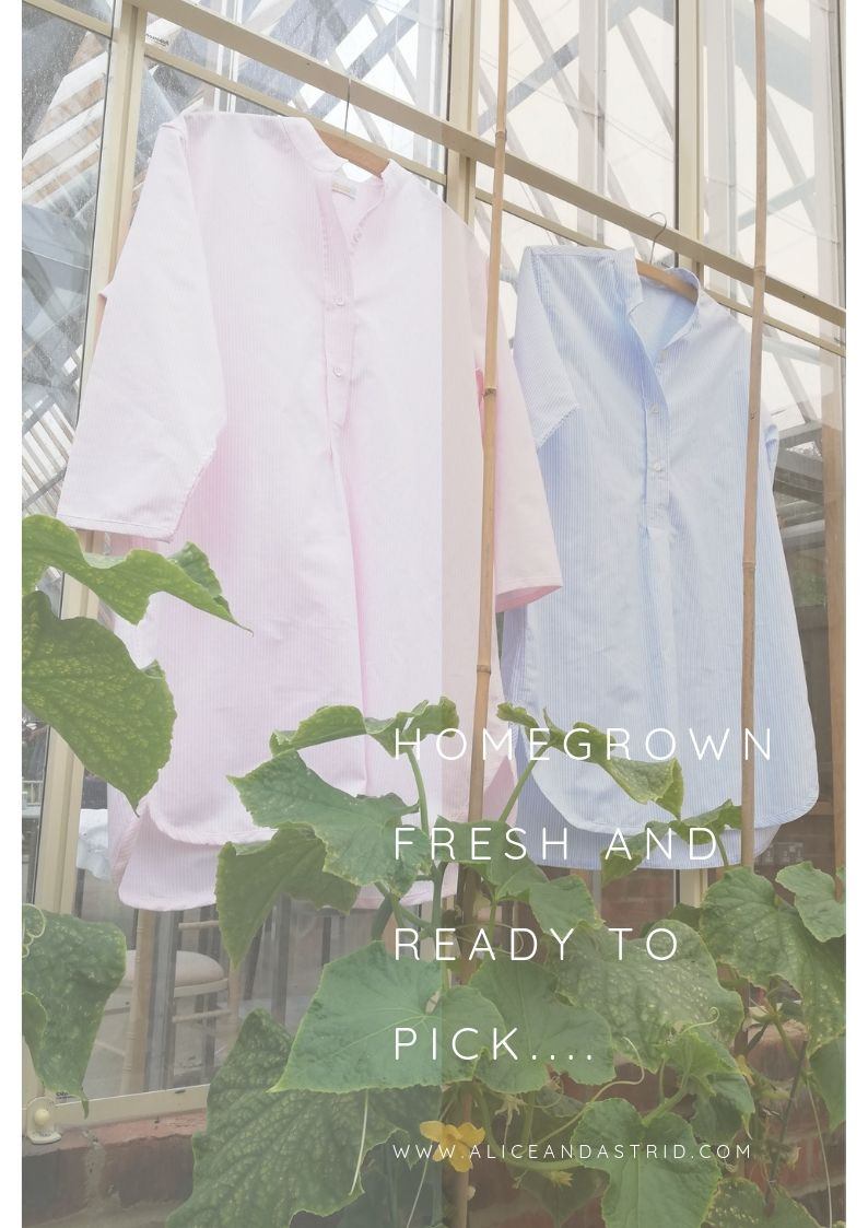 Alice & Astrid nightshirts made in England