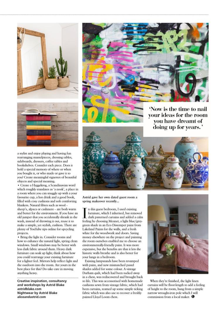 Astrid Blake Living North interiors