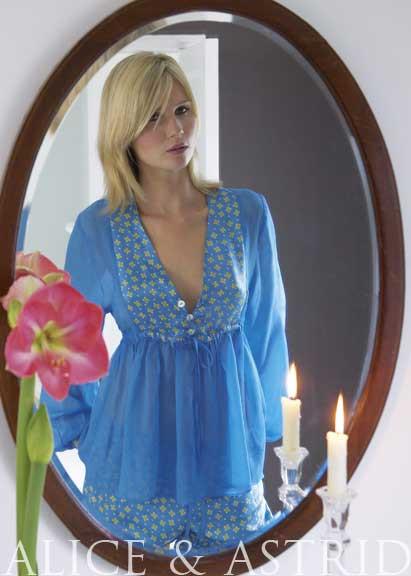 Alice & Astrid colour and design