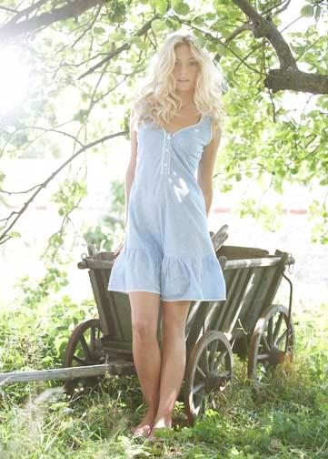 Alice & Astrid cotton nightie