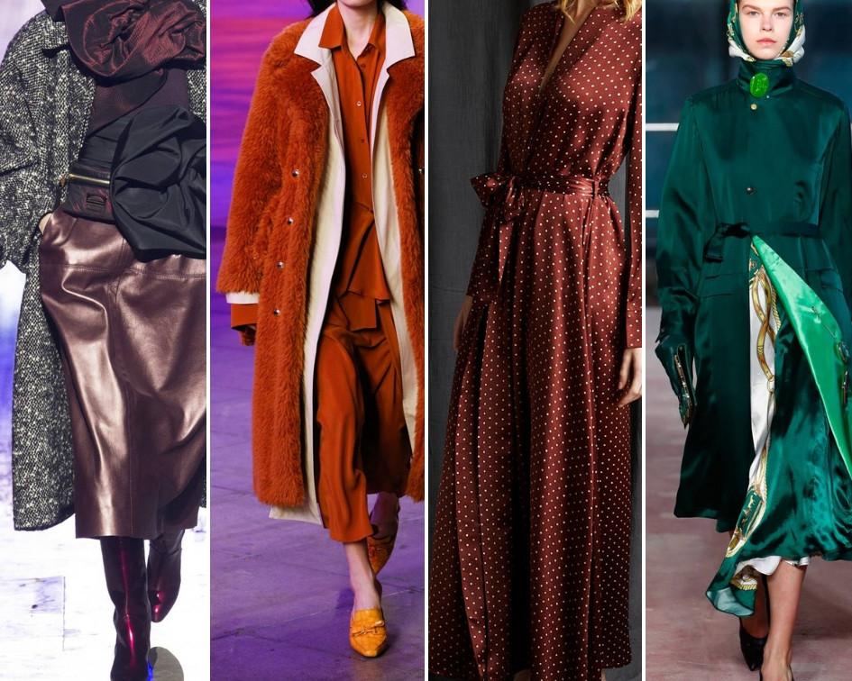 Autumn 2018 catwalk trends