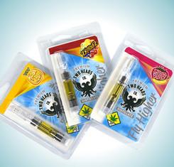 Two Heads Co. 1g vape cartridges