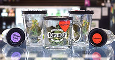 Top Shelf Washington premium cannabis 7g 14g 28g