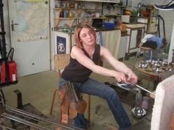 Atelier Pi Verre, François arnaud