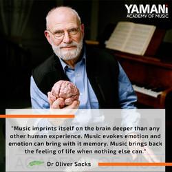 Dr Oliver Sacks