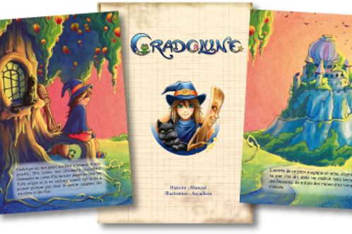 Cradolune - Le Fantôme de la Garderie