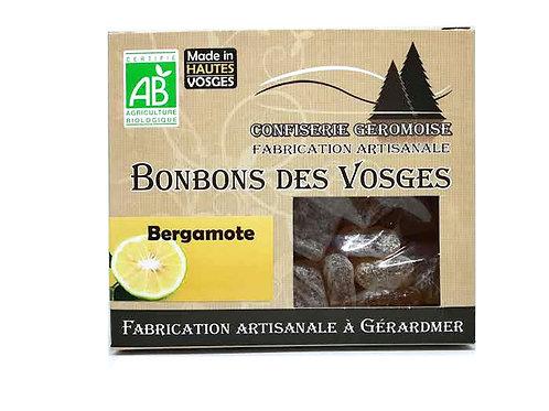 Bonbons Bergamote BIO