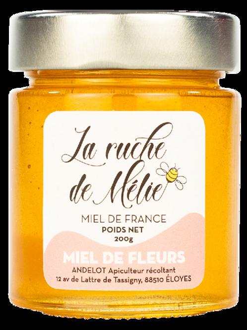 Le miel de fleur