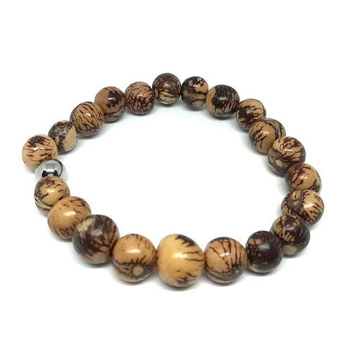 Bracelets en perles d'Acaï