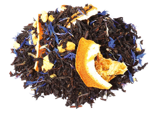 Earl Grey deluxe lady star - saveur bergamote/agrumes
