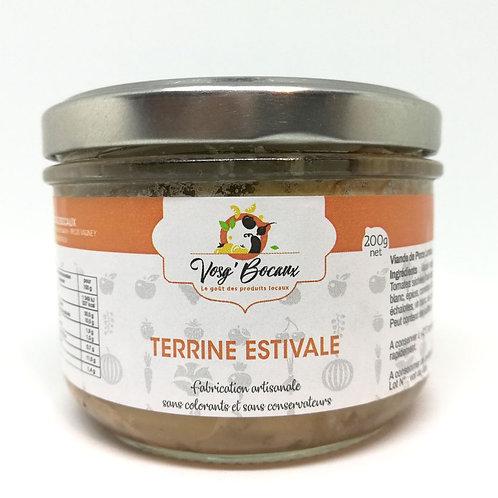 Terrine Estivale