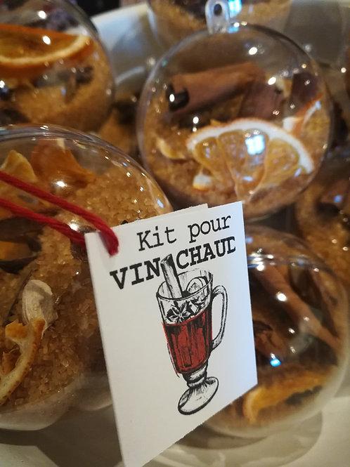 Kit pour Vin chaud