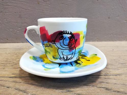 Tasse à café Dom GARCIA