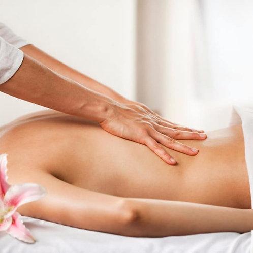 Massages du Dos  1/2 heure