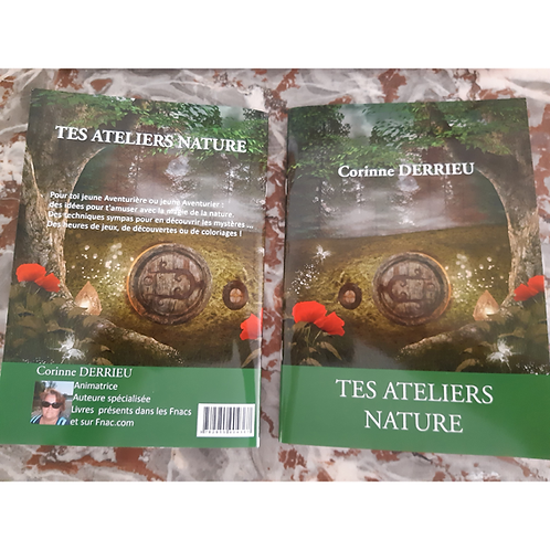Tes ateliers Nature