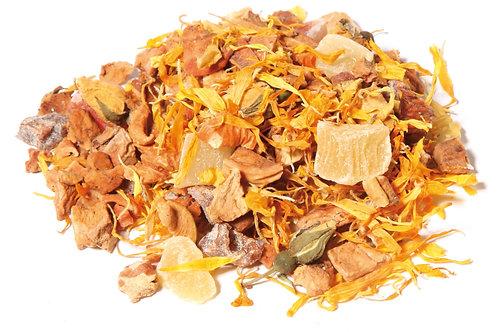 Infusion Purée de fruits jaunes - saveur mirabelle