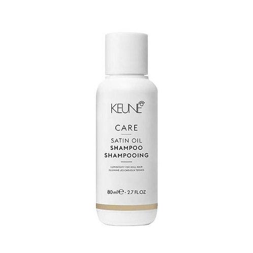 Satin Oil Shampoo 80ml