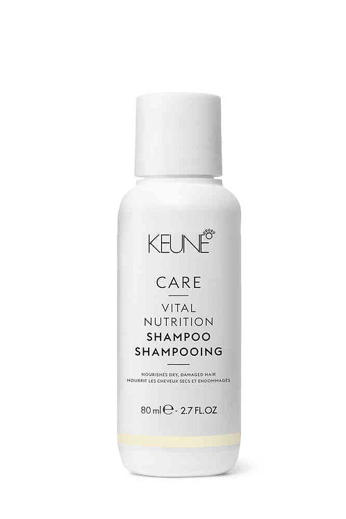 Vital Nutrition Shampoo 80ml