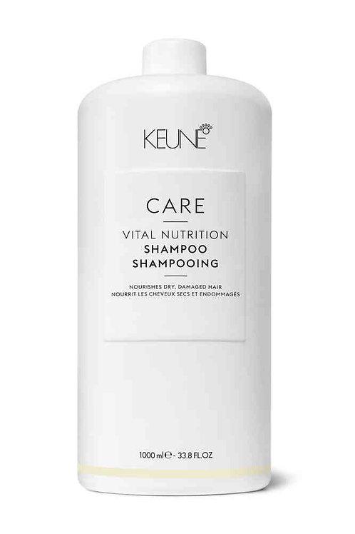 Vital Nutrition Shampoo 1Litre