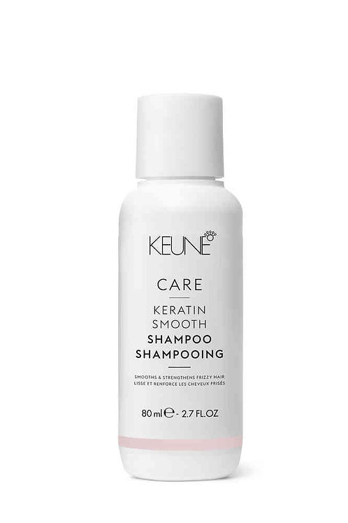 Keratin Smooth Shampoo 80ml