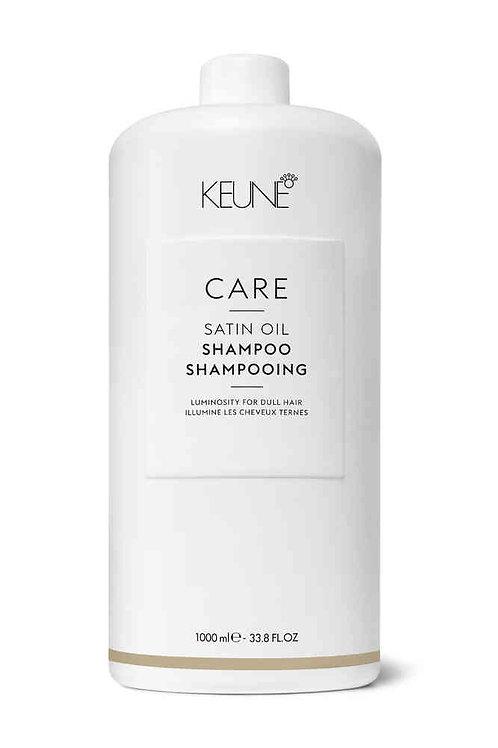 Satin Oil Shampoo 1Litre