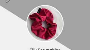 Silk Scrunchies & Pillowcases