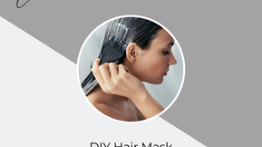 DIY HAIR MASK