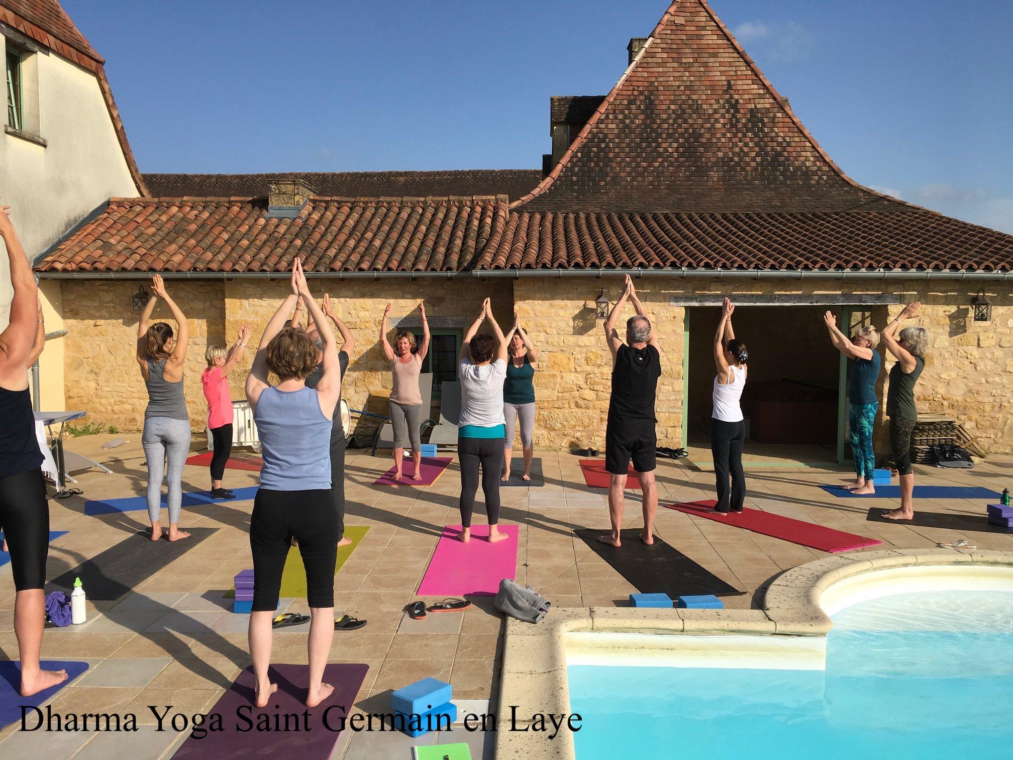 Dharma Yoga - Saint Germain en Laye 4