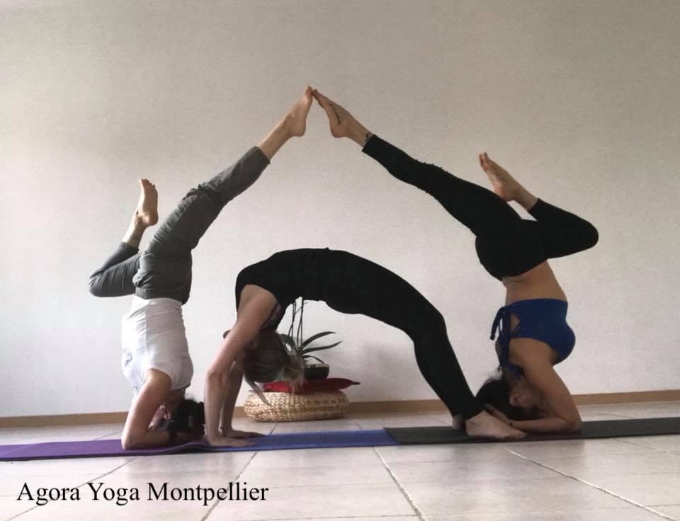 Agora Yoga - Montpellier 4