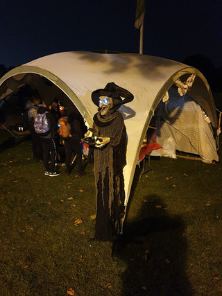 Halloween at Central Park 2019