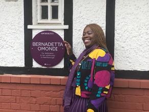 Huge Congratulations Bernadetta Omondi!