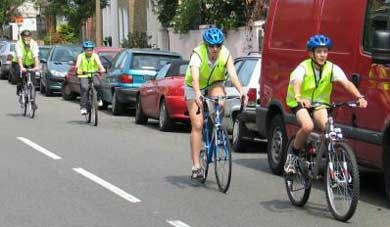 Cycling Proficiency - a real success!