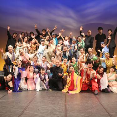 I'Ms25周年記念『卑弥呼』札幌公演終了後の御報告