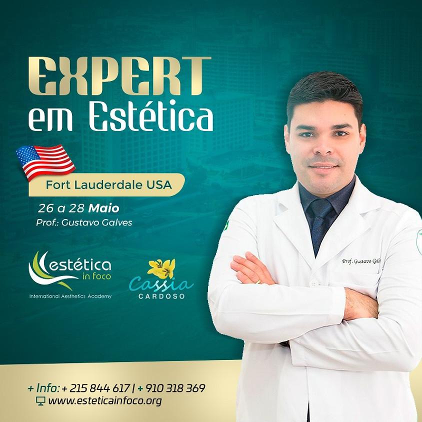 Expert em Estética - Módulo Facial e Corporal
