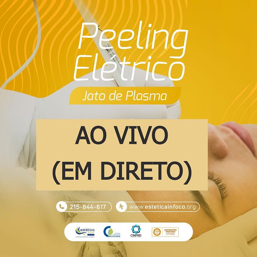 Peeling Elétrico AO VIVO