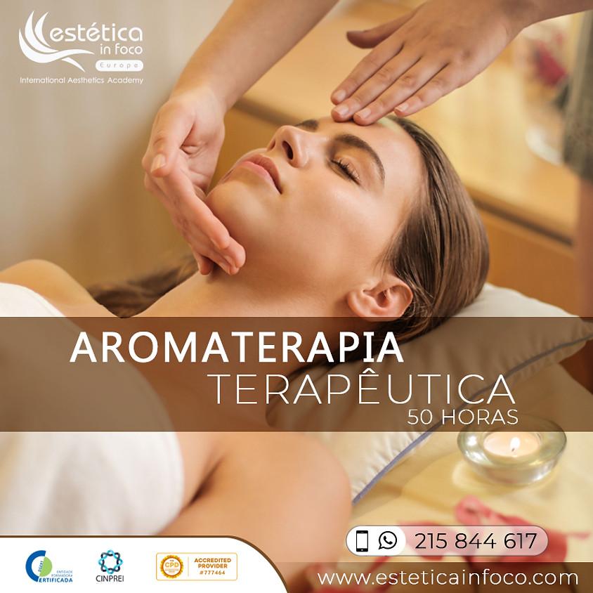 Aromaterapia Terapêutica  - Aulas aos Sábados