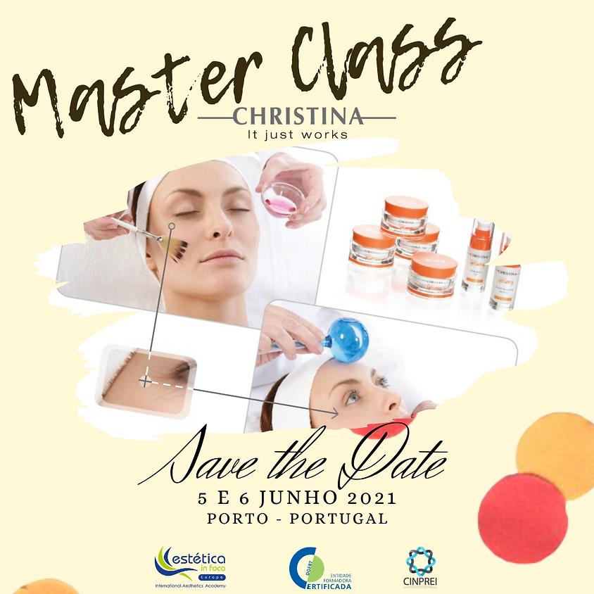 Master Class Christina Cosmeceuticals - Porto