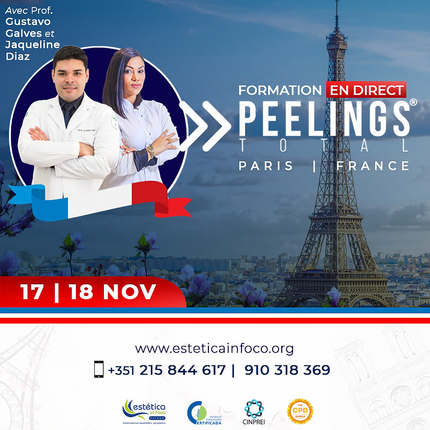 Peelings Total a France