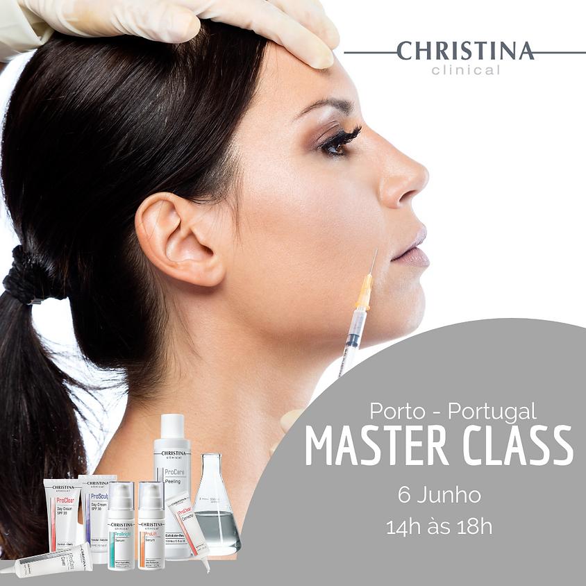 Master Class Christina Clinical - Porto