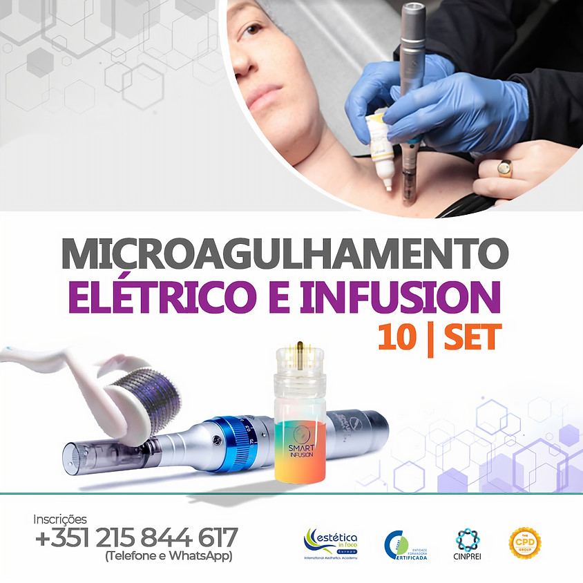 Microagulhamento Elétrico e Infusion