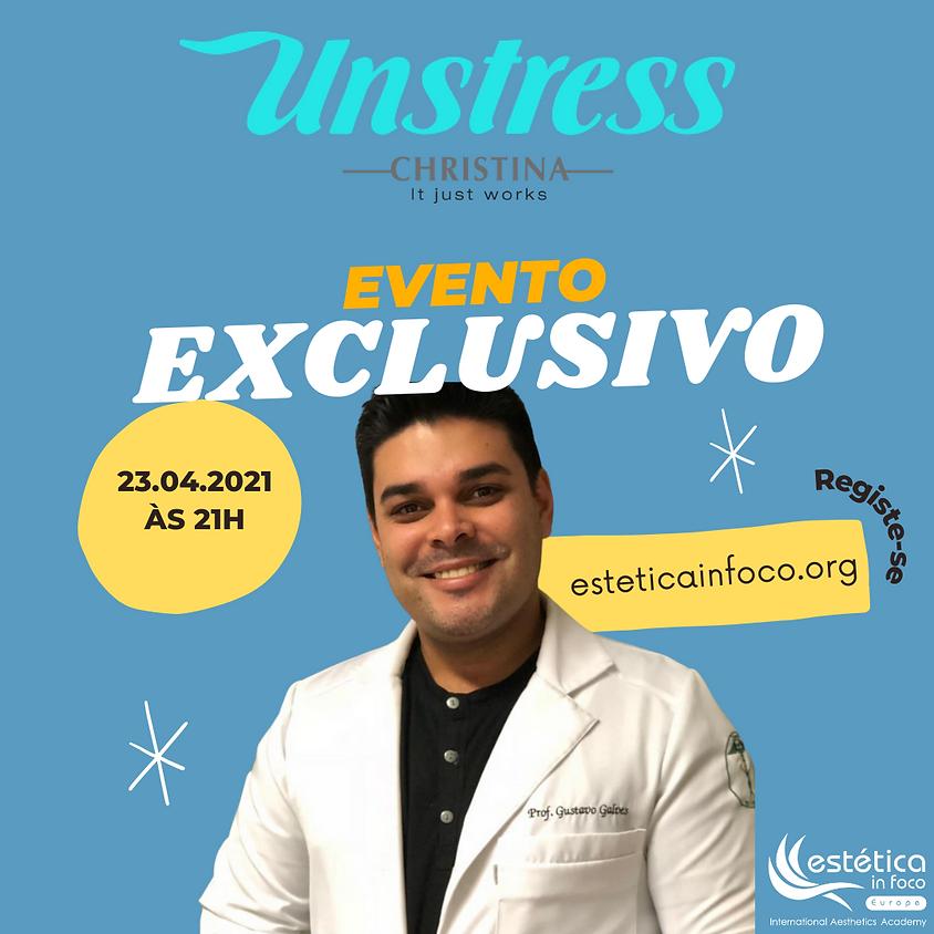 Unstress -  Workshop Exclusivo