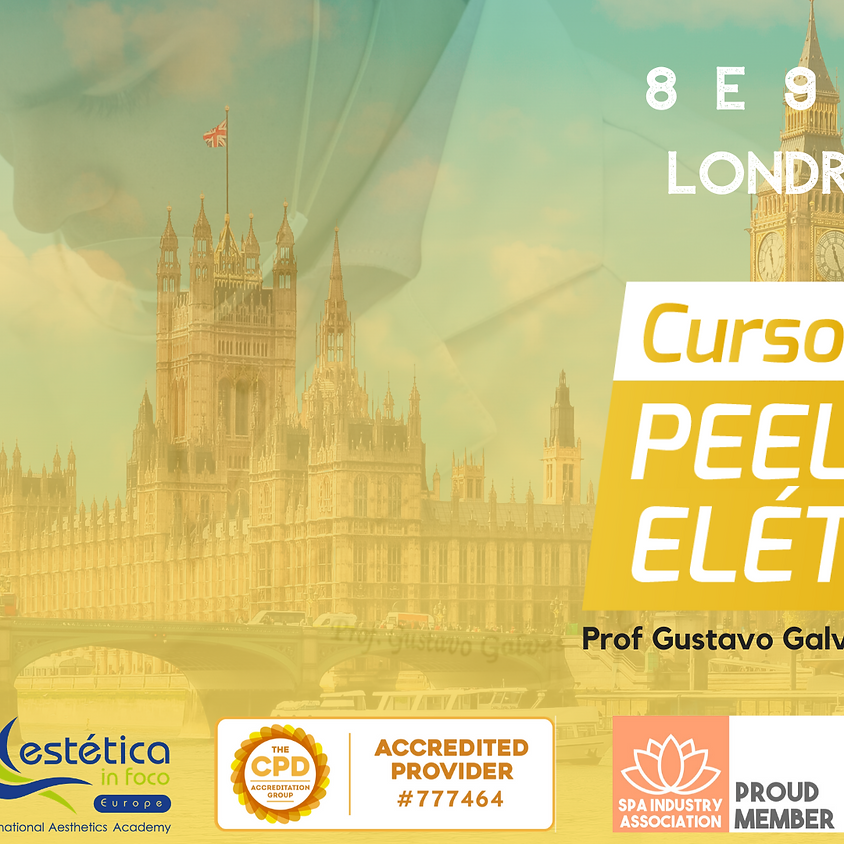 Peeling Elétrico em Londres