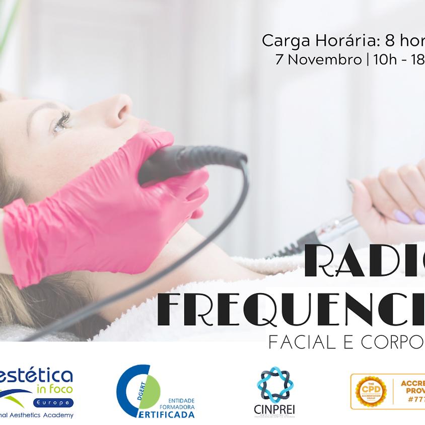 Radiofrequencia Face e Corpo