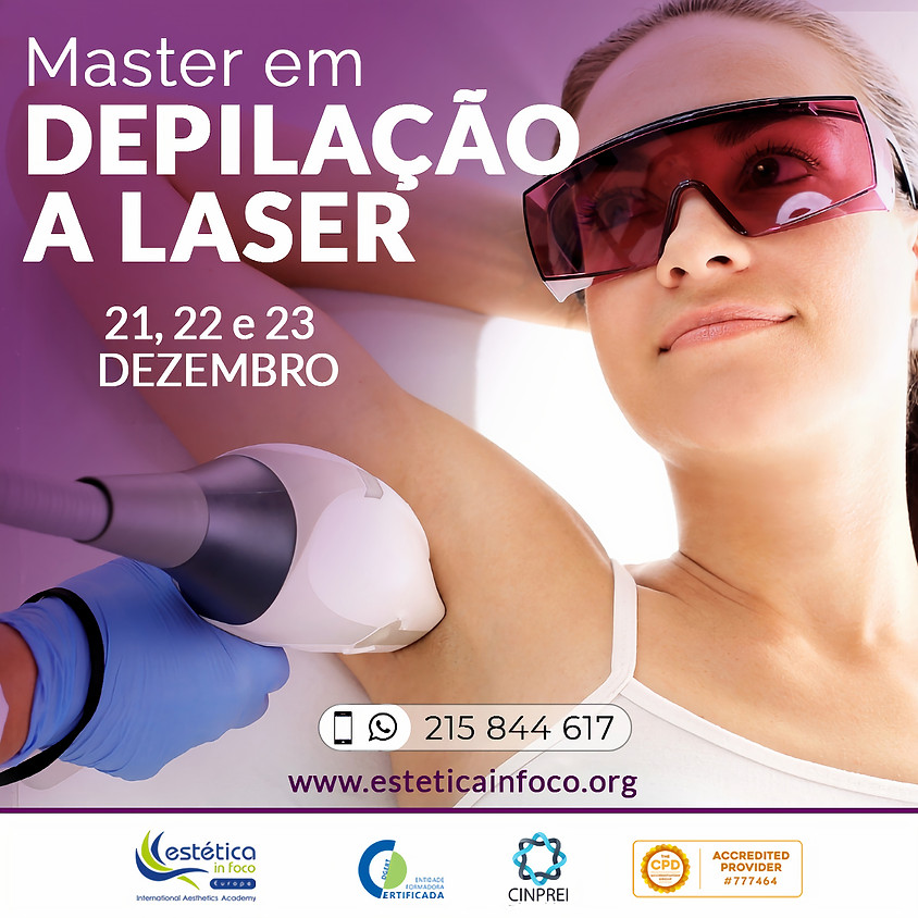 Master em Depilação a Laser