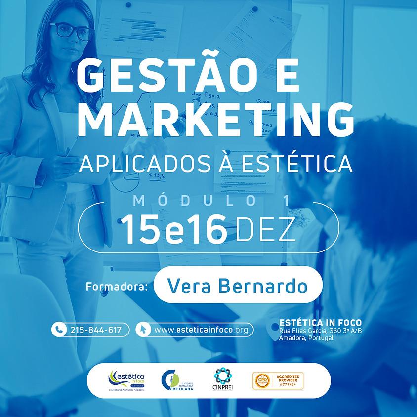 Gestão e Marketing Aplicados à Estética - Módulo 1