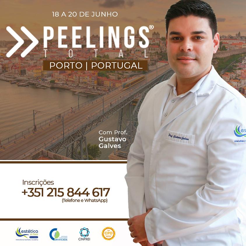 Peelings Total - edição Porto